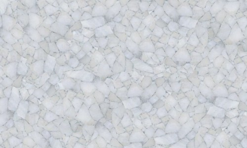 Quartz White With Silver (Kitchen Granite Worktop)